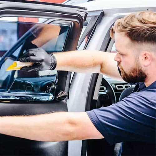 Scheiben tönen Auto